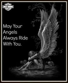 Daddy - when I buy you your harley, you'll be my angel when I ride. Biker Quotes, Motorcycle Quotes, Biker Sayings, Motorcycle Art, Motorcycle Tattoos, Motorcycle Wedding, Women Motorcycle, Shirt Quotes, Bike Art