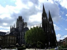 Rouen - we lived here!
