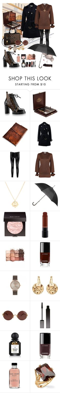 """""""Untitled #60"""" by shewalksinsilence ❤ liked on Polyvore featuring Louis Vuitton, STELLA McCARTNEY, Boohoo, Totes, Laura Mercier, tarte, Chanel, MISCHA, Cartier and Serge Lutens"""