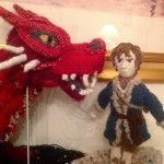 Everyone! Put the Needles Down, the Knitting Witch Knits The Hobbit and Wins Knitting