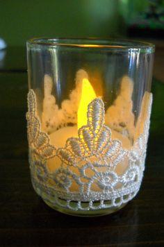 Beautiful Romantic Candles