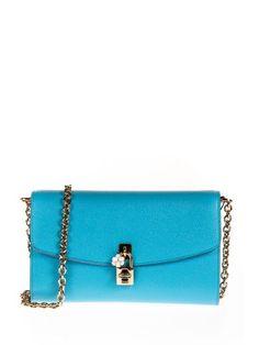 DOLCE & GABBANA Dolce & Gabbana Pochette. #dolcegabbana #bags #leather #clutch #shoulder bags #lining #hand bags #cotton #