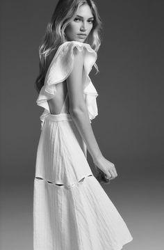 Robe Jeanette de la maison de robes de mariée Lein