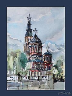 Благовещенский собор(Харьков) - Сосницкий Юрий