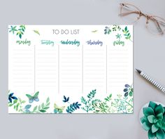 to do list Printable, weekly planner,Hourly Planner,Weekly Organizer,Weekly Prin… To Do List Printable, Daily Schedule Printable, Weekly Schedule Planner, To Do Planner, Family Planner, Weekly Planner Printable, School Planner, School Schedule, Weekly Grocery Lists