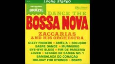 """Zaccarias """"Dance The Bossa Nova"""" 1962 LIVING STEREO Brazilian Space Age ..."""