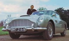 Photos: Bond in Motion - Road & Track