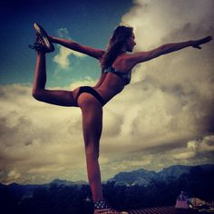 #yoga#fitness#surferbabe#oahu