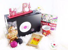 La box noël est là!!! découvrez vite cette box cadeau et les surprises qu'elle contient sur www.la-box-boutik.com