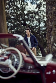 OhMyGandy! Fandom — HQ New - David Gandy for Goodwood Magazine 'The...