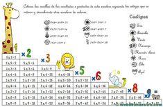 EJERCICIOS CON TABLAS DE MULTIPLICAR Y MATERIAL.         EJERCICIOS:               LAS TABLAS DE MULTIPLICAR EN 1 MINUTO,  PINCHA EL ENLA...
