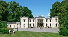 Haga Palace, Sweden Official residence of Crown Princess Victoria and family Summer Palace, Royal Residence, Casa Real, France Europe, Crown Princess Victoria, Otter, Stockholm, Mansions, House Styles