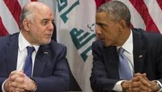 The President Obama of United States would meet Iraq of Haider al-Abadi at the UN Barack Obama, United States, Meet