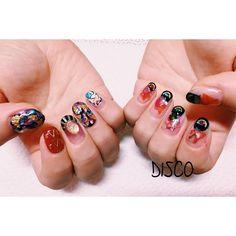 Instagram 上的 DISCO:「 Nail by @nagisakaneko #disco #disconail @disco_tokyo 」