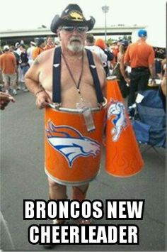 Broncos suck