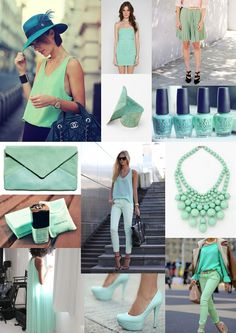 Love this collage found on Amber and Hilary's blog!