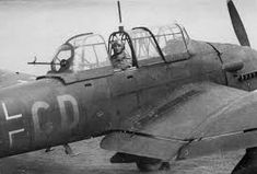 With its two wing-mounted MG-17 machine guns and  single rear-facing 7.92 mm weapon the Stuka was woefully inadequate in the face of the heavily armed and maneuverable RAF fighters. In one day alone (Aug. 18), British planes shot down 18 Stukas. In fact, a total of 59 of the dive-bombers were destroyed in aerial combat during the summer of 1940. As expected, the Luftwaffe soon pulled its Ju 87s frontline service.