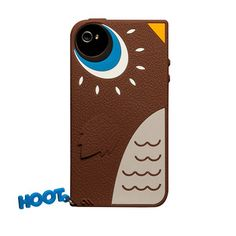 iPhone 4/4S Hoot now featured on Fab.