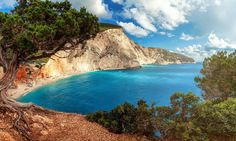 spring in Lefkada by carsten bachmeyer on 500px