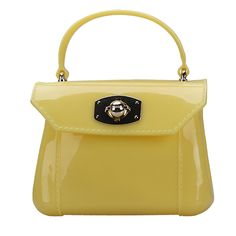 Lemon  is one of hottest color this autumn, you can't miss it
