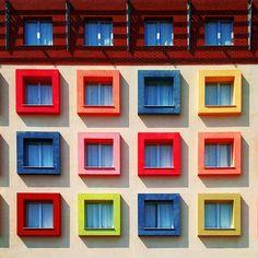 Coloufer Minimalist Architecture/Fubiz