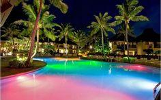 Swimming Pool Lights Interior Design