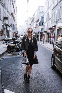 Braids & Boots | Paris