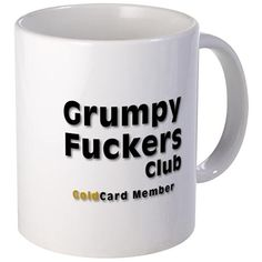 Shop Fucker Mugs from CafePress. Browse tons of unique designs or create your own custom coffee mug with text and images. Our mugs are made of durable ceramic that's dishwasher and microwave safe. Funny Coffee Mugs, Coffee Humor, Funny Mugs, Quotes For Mugs, Sign Quotes, Funny True Quotes, Cute Quotes, I Love Coffee, Coffee Cup