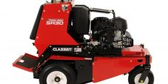 Classen's PRO SA30 Stand-Aer eliminates chain maintenance