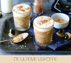 De ultieme ijskoffie - ZELF MAKEN - Chickslovefood