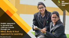 Mind body soul approach of learning! At Tula's International School students get separate counseling center for life skill and social values that help in overall development. Education System In India, Higher Education, Mind Body Soul, Body And Soul, Boarding Schools In India, India School, International School, Holistic Approach, Interesting Facts