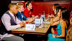 HurryDate Speed Dating Party @ Tundra Las Olas (Fort Lauderdale, FL)