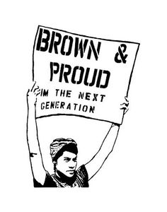 I'm an educated woman of color. You should be scared. #feminist #brownandproud #xicana