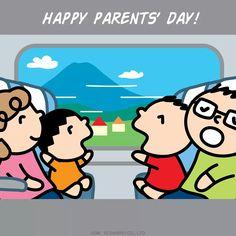 Happy Parents' Day!