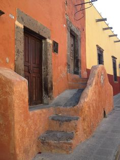 Lovely San Miguel, Mexico Barranca where we lived Mexican Art, Mexican Style, Visit Mexico, New Mexico, Restaurant Mexicano, Space City, Colonial Architecture, Land Of Enchantment, World Photography