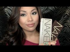 Every Day Makeup Using the Naked 2 Palette by Urban Decay - YouTube