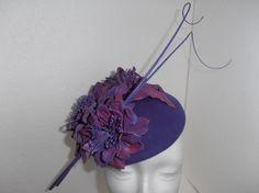 by LEONA JANSENE NOWLAND millinery #hats #HatAcademy