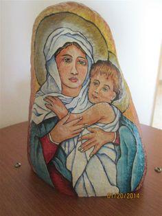 Virgen Maria y el Niño