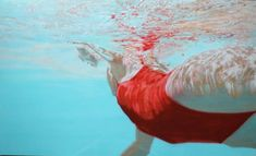 "Carol Bennett, ""Water Colors"", 36 x 60, Oil on Panel 