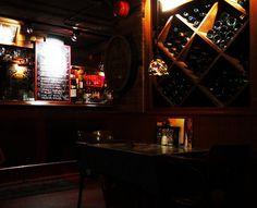 54 York Street (In the Cellar), Ottawa, Ontario Canada Christmas, Christmas 2017, Ottawa Restaurants, York Street, Liquor Cabinet, Vineyard, Wine, Eat, Shop