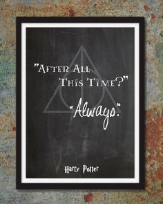 Harry Potter After All This Time Always Albus by MidnightShowing