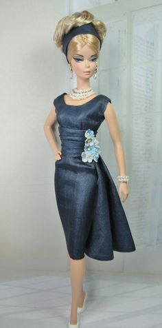 Ammira for Silkstone Barbie and Victoire Roux on Etsy now