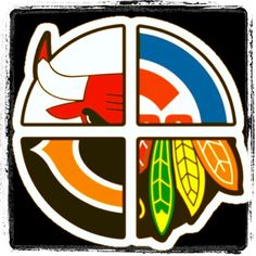 CHICAGO!!!!!!! Bulls, Bears, Cubs, Blackhawks