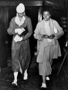 Eleanor Roosevelt and Lorena Hickok - Power couple