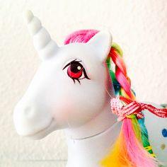 My old #unicorn # mylittlepony