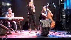 Sugar Baby performed by Cajsa Frangquist at Culturen Vasteras Sweden nov...