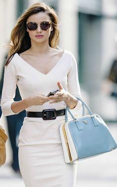 Love this Prada purse girl