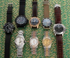Today's update has a handful of more affordable pieces from Oris, Ball, and Glycine. There's also a Panerai Daylight Chrono, and a pair of & Steel Datejusts - one from and the other from Popular Watches, Mechanical Watch, Whats New, Pairs, Steel, Accessories, Steel Grades, Mechanical Clock, Jewelry