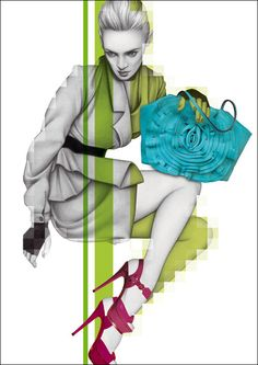 Nicolas Tavitian Fashion Illustration | Trendland: Fashion Blog & Trend Magazine