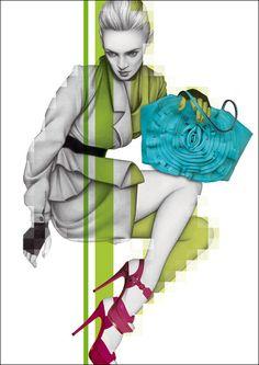 Nicolas Tavitian Fashion Illustration | Trendland: Fashion Blog & Trend Magazine